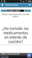 Screenshot of english-spanish-MedTrans