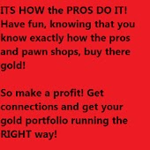 REAL Gold buying guide PROFIT