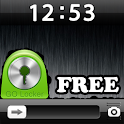 iPhone 5 GO Locker Theme v2 logo