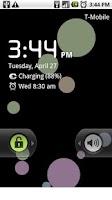 Screenshot of Live Wallpaper Bubble Ripple