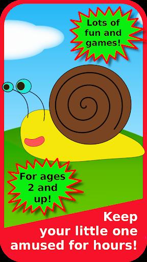 Snail Theme Games
