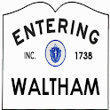 The Waltham App icon
