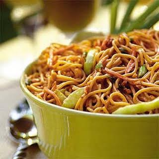 Peanut-Noodle Salad.