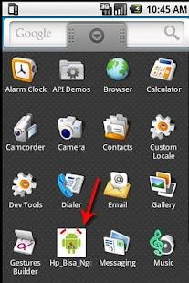 HP Bisa Ngomong- screenshot thumbnail