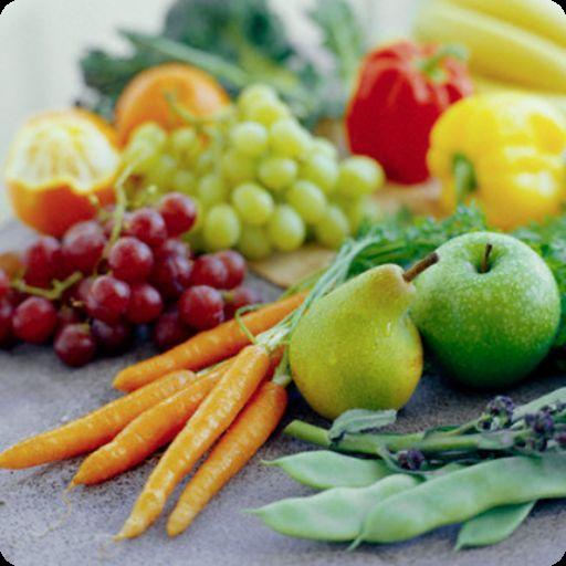 Книга о вкусной здоровой пище LOGO-APP點子