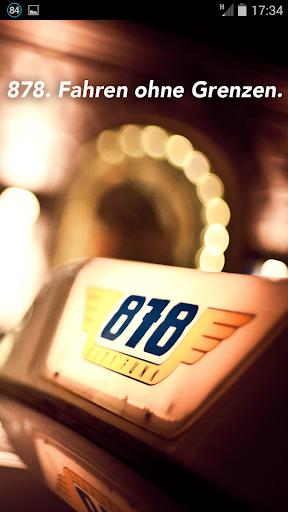 Taxi Graz 878