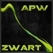 APW Zwart Theme