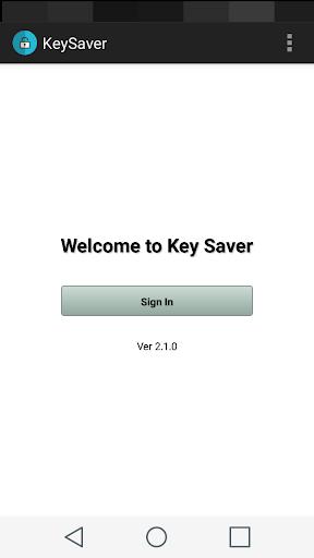 Passcode Saver