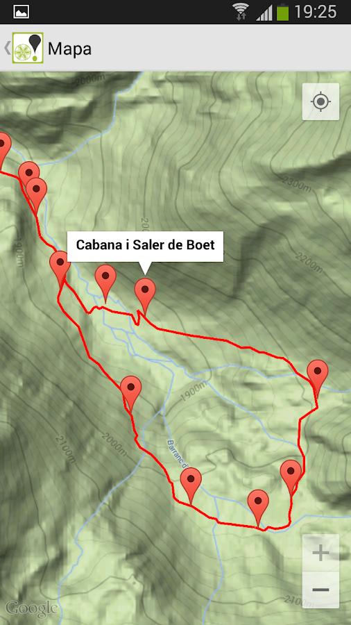 Alt Pirineu, deixa't guiar - screenshot
