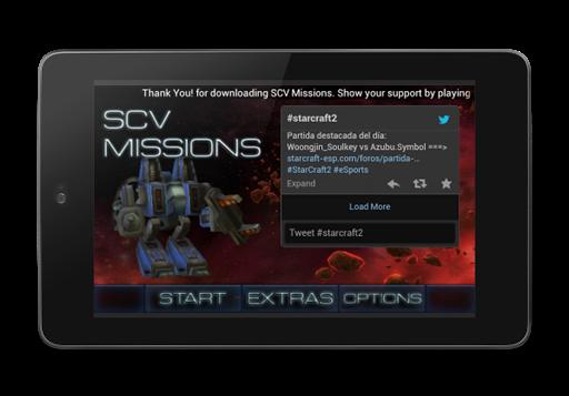 SCV Missions