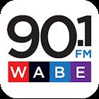 WABE Public Broadcasting App icon