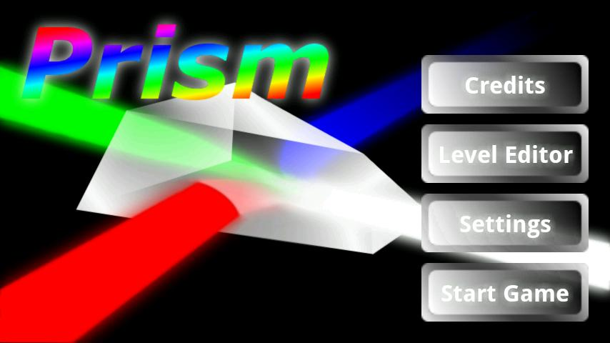 Prism- screenshot