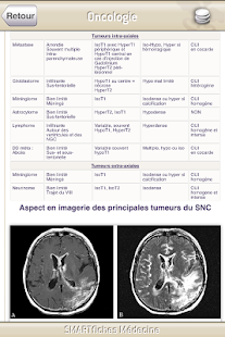 SMARTfiches Oncologie Free- screenshot thumbnail