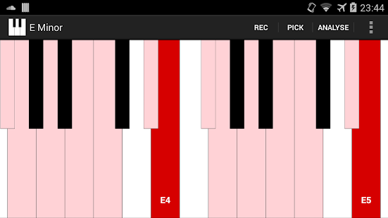 Smart Piano- screenshot thumbnail