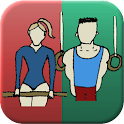 TumbleTally Gymnastics Tracker icon