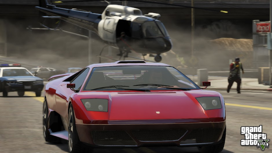 Gta 5 Cars Special Meet The Best Cars Of Grand Theft Auto V Photos
