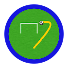 曲線踢 icon