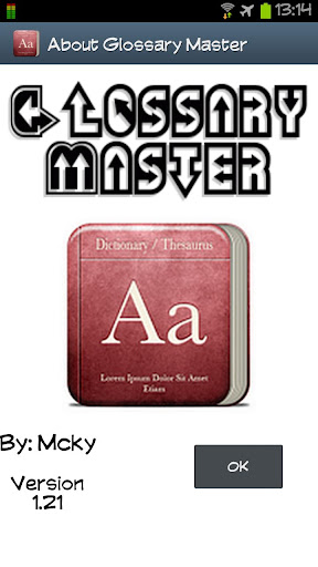 Glossary Master