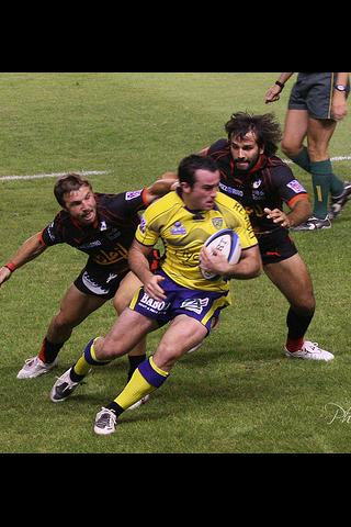 Rugby illustrated - screenshot