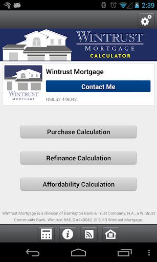 Wintrust Loan