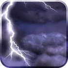 Gewitter Live Wallpaper Gratis icon