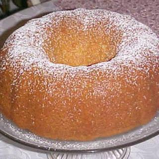 Momma's Wine Cake