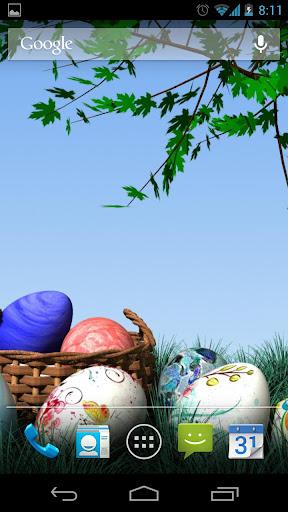 BG Easter LWP Free