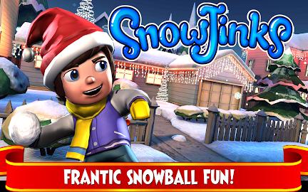 SnowJinks Screenshot 6