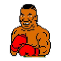 Mike Tyson soundboard free icon