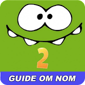 Helps Om Nom Cut The Rope 2