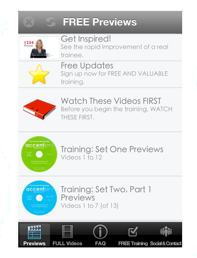 Accent Pro - Android Apps on Google Play
