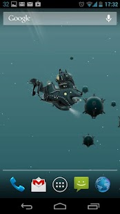 The Nautilus LWP - screenshot thumbnail