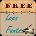 Laos Fonts Free Samsung S3 icon