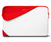 Sleeve for HP Chromebook 11 (White/Red)