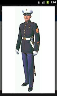 Marine Corps Uniforms - screenshot thumbnail