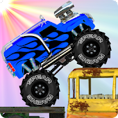 Monster Truck Junkyard