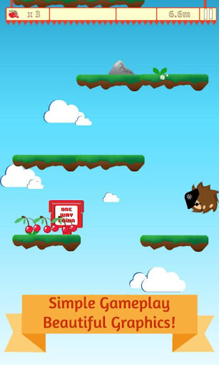 Falling Max The Hedgehog