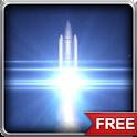Rocket Shuttle Launch LWP icon