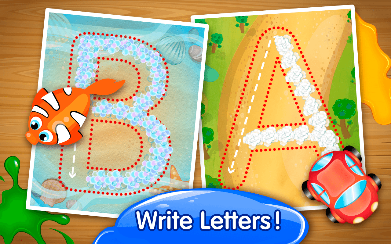 ABC Handwriting Worksheets Android Apps on Google Play – Abc Handwriting Worksheets