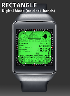 A48 WatchFace for Android Wear- screenshot thumbnail