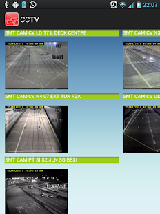 AES and Traffic CCTV - screenshot thumbnail