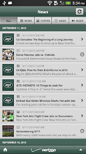 Official New York Jets - screenshot thumbnail
