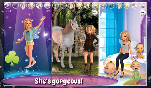 Sweet Talking Princess Gold v2.1