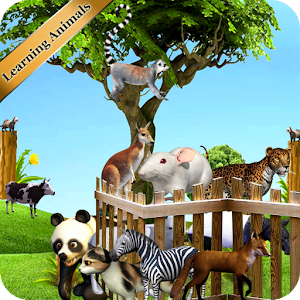 Learning Animal Names for kids for PC and MAC