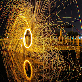 Zuing!!! by Muhammad Syuhada - Abstract Fire & Fireworks
