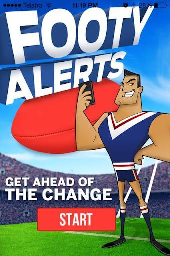 AFL - Footy Alerts