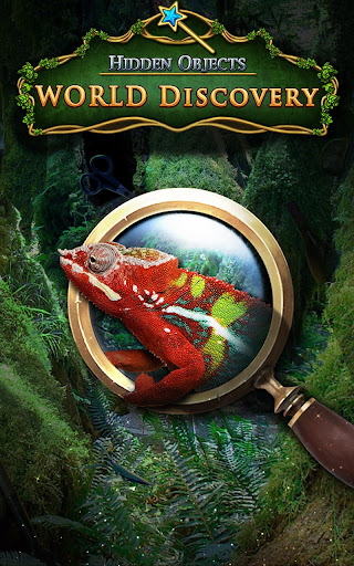 Hidden Objects World Discovery