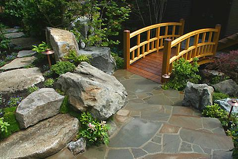 garden design ideas screenshot - Landscape Design Ideas Pictures