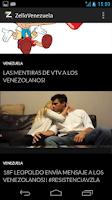 Screenshot of Zello Venezuela
