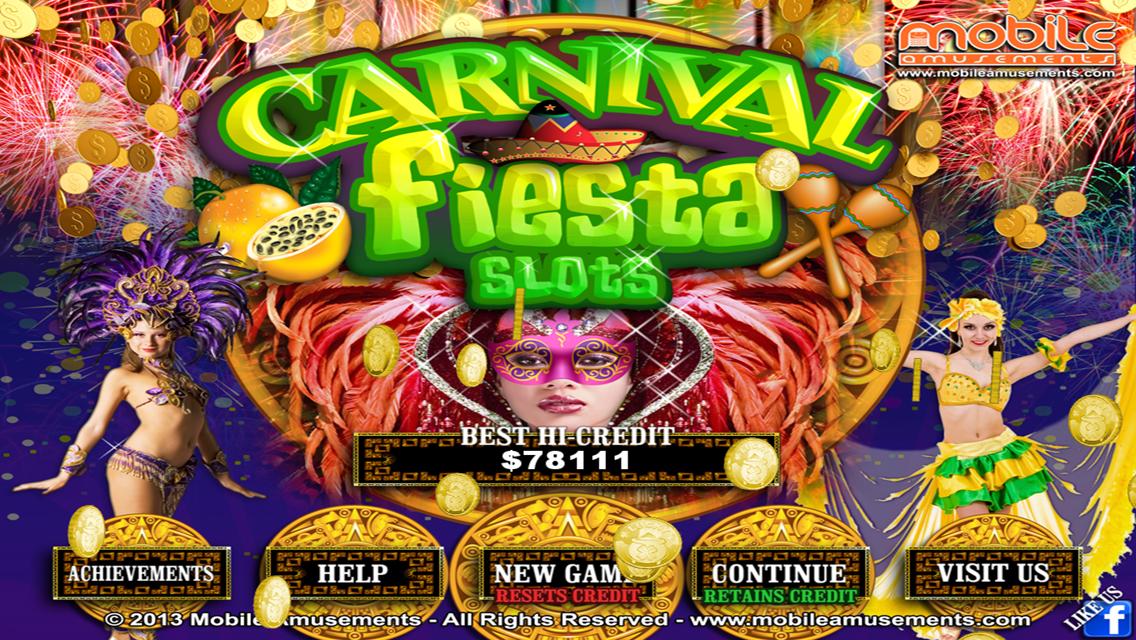 carnival slots
